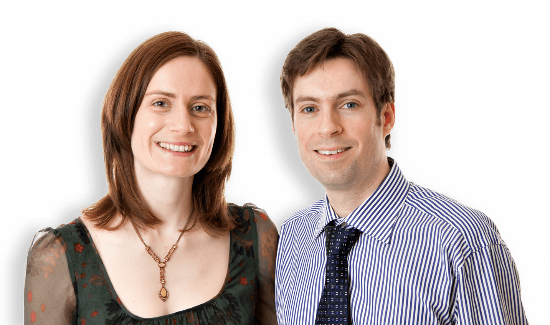 Greg & Alison Smyth